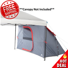 Camping Outdoor Tent 4-Person Connect Tent, Straight-leg Canopy Sold Separately