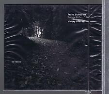 SCHUBERT CD NEW  ECM SONATE VALERY AFANASSIEV