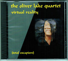 OLIVER LAKE Virtual Reality ANTHONY PETERSON*PHEEROAN Ak LAFF Rare OOP CD!