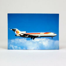 Iberia - Boeing 727-256 Advanced - Aircraft Postcard - Top Quality