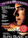 Sling Blade Dvd 1996