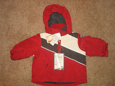 NEW WITH TAGS CHILDREN'S PLACE 3-IN-1 RED WINTER COAT JACKET SIZE 12 MONTHS