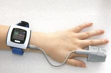 Wrist Watch Finger Pulse Digital Oximeter CMS50FW Bluetooth Wireless Brand New