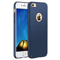 Apple iPhone 6 6S Plus Hülle Tasche Case Cover Handy Backcover Handyhülle Blau