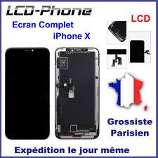 ECRAN LCD POUR IPHONE X/10 TFT VITRE TACTILE SUR CHASSIS
