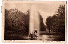 CPA ALLEMAGNE - DUSSELDORF - Springbrunnen im Hofgarten