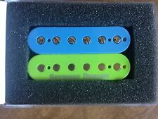 Seymour Duncan SH-1n 59 Model 4c Humbucker Pickup Light Blue Green 11101-01-4c