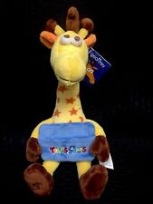 GEOFFREY THE GIRAFFE 12 PLUSH GIFT CARD HOLDER TOYS R US EXCLUSIVE