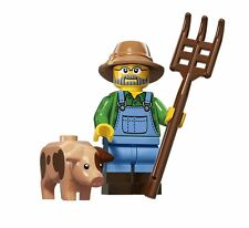 NEW LEGO MINIFIGURES SERIES 15 71011 - Farmer