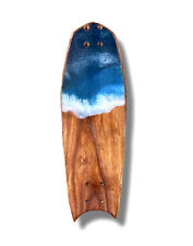 Dana Cruiser skateboard complete, Wood And Epoxi Resin.