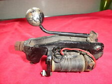 EARLY ORIGINAL FRANCIS SEARCHLIGHT 12 VOLT DC FIRE TRUCK BELL RINGER MOTOR OLD