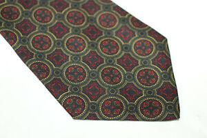 ALAN SCOTT Silk tie Made in Italy F16716