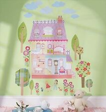 Play House / Dollhouse Peel & Stick Appliques 13526