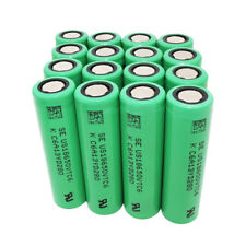 16X Rechargeable18650 VTC6 30A 3000mAh Battery High Drain Li-ion Battery For mod