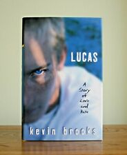 Lucas by Kevin Brooks (2003 hardback 1st) New