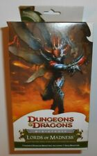 Lords of Madness Dungeons & Dragons Miniatures Booster NEW D&D Minis SEALED WotC
