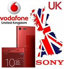 Unlock Code For Sony Xperia X XA XZ XA1 XZ1 XZ2 Compact Z5 L1 L2 E5 VODAFONE UK
