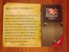 Pirates Fire & Steel #088 Sir Rupert Hargreaves Pocketmodel CSG