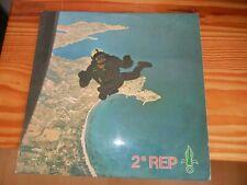 2°REP                            disques   Janeret       33  tours   30  cm