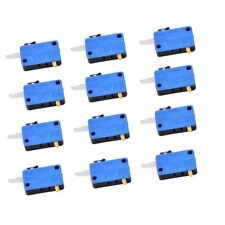 12 lot 2-Pin Micro Switch For JAMMA MAME Arcade Game Push Button Replacement K6