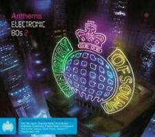 Various Artists : Anthems - Electronic 80s - Volume 2 CD (2010)
