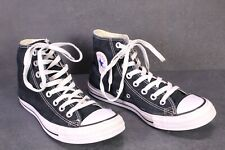 CB585 Converse All Star Classic Chucks High-Top Sneaker Gr. 39,5 Canvas schwarz