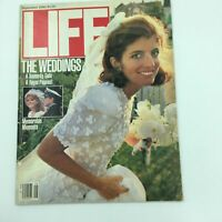 LIFE Magazine September 1986 - The WEDDINGS - Fergie - Kennedy Gala