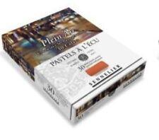 COFFRET CARTON 30 1/2 PASTELS A L ECU SENNELIER SUPER  GAMME PAYSAGE URBAIN
