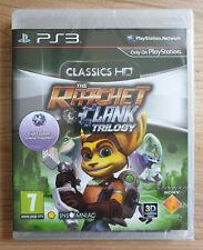 Ratchet & Clank HD Classics Trilogy - PS3 Playstation 3 - NEU OVP - VGA Ready
