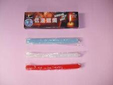 Set of 3 Bondage Candles - Red Blue White