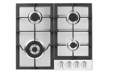 Fagor Fa-640Stx 4-Burner Gas Cooktop with Universal Ignition 24-Inch Stainles.
