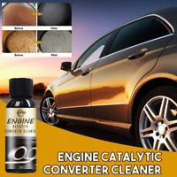 ENGINE Pulitore/ADDITIVO Fuel Cleaner CATALIZZATORE SENZA SMONTAGGIO MARMITTA