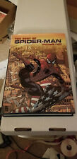 THE BEST OF SPIDER-MAN VOL 2~ MARVEL OHC~ HARD COVER PRICE $29.99
