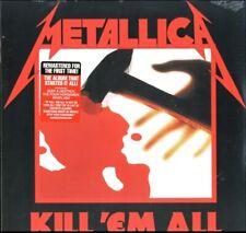 Metallica - Kill Em All Vinyl New 180 Gram LP