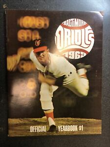 1969 Baltimore Orioles Yearbook