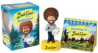 Bob Ross Bobblehead [New Book] Boxed Set, Paperback, Toy