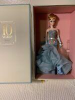 BFMC Tribute 2010 Barbie Doll BRAND NEW NRFB MINT. Lim.Ed. 10,000.Worldwide.Rare