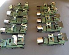 Voci Schuco parti per 10 AUTO MERCEDES Oldtimer CARROZZERIA VERDE NUOVO Modelbau