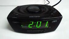Timex AM/FM Alarm Clock Radio w/MP3 Aux Line Multi-Directional Sound Chamber