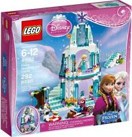 LEGO Disney Princess Frozen - 41062 Elsas funkelnder Eispalast m. Anna - Neu OVP