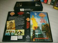 *DOCTOR WHO:DEATH TO THE DALEKS (1987)* RARE Out of Print Original BBC VHS Issue