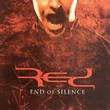 End of Silence by RED (CD, Jun-2006, Sony BMG)