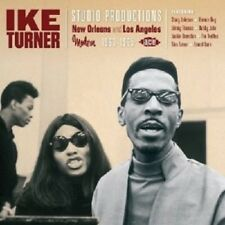 IKE TURNER-STUDIO PRODUCTIONS 1963-1965 CD NEW+