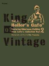 """""""King of Vintage 3; Heller's Cafe 2"""" Harley Davidson Levi's Pendolton Red Wing"""