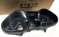 ★ NEW 420920980SX Genuine Audi R8 Speedometer Instrument Cluster V10 220 MPH ★