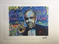 Alec Monopoly - Lithographie signée et numérotée