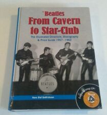 Rare Book & Ep - The Beatles ~ From Cavern To Star-Club - Hans Olof Gottfridsson
