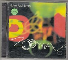 JOHN PAUL JONES - zooma CD