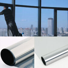 Spiegelfolie Fensterfolie UV Sonnenschutz Sichtschutzfolie Spionfolie 50x WVK