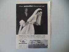 advertising Pubblicità 1964 MATERASSI PERMAFLEX